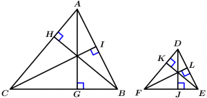 semejanza_de_triángulos_teorema_12_1