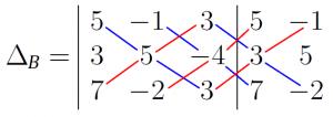 matriz-determinantes-3x3