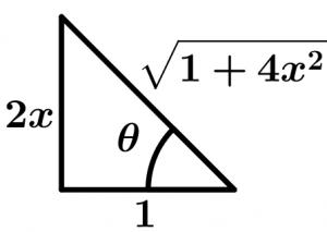 longitud-de-arco-trigonometría
