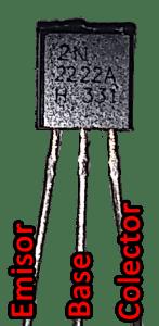 NPN-transistor-2N2222