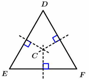 mediatrix-equilateral-triangle