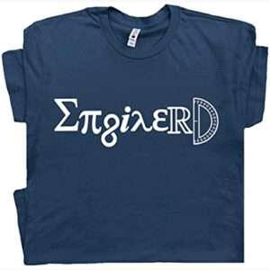 Enginerd Engineer Camisetas divertidas de ingeniería para decir matemáticas humor Geek regalo para Trust Me I'm an a hombre y mujer